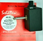 Schatten Black Box BB-01 Plug-In Volume Control