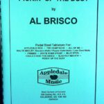 Al Brisco – Pickin' Up The Dust – Tab Book