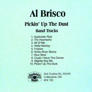 Al Brisco – Pickin' Up The Dust RT CD