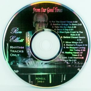Ron Elliott – From Our Good Times – RT CD