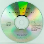 Ron Elliott – Peace In The Valley – RT CD
