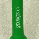 George L's Stress-Relief Jackets for Straight Plugs (Green)