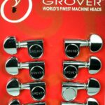 Grover Mini Steel Guitar Tuners – 5 Treble and 5 Bass