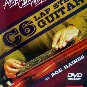 Mel Bay – Anyone Can Play C6 Lap Steel Guitar