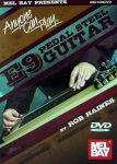 Mel Bay – Anyone Can Play E9th Pedal Steel Guitar – DVD