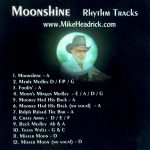 Mike Headrick – Moonshine – RT CD