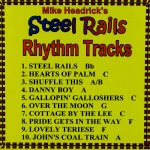 Mike Headrick – Steel Rails – RT CD