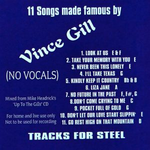 Mike Headrick -Up To The Gills – RT CD