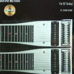 Johnie Helms – Pedal Steel Guitar Method – Book & CD