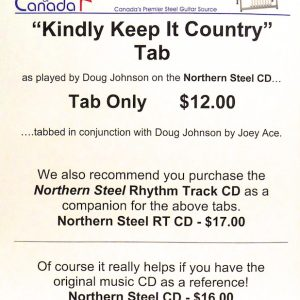 Kindly Keep It Country – Tab by Doug Johnson
