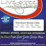 LIVE Nickel C6th 10 – String Set