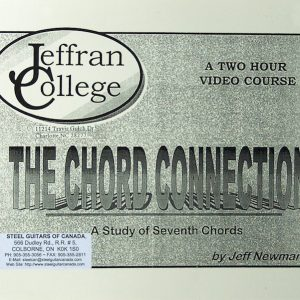 Jeff Newman – The Chord Connection – RT CD & DVD
