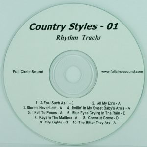 Billy Phelps – Country Styles #1