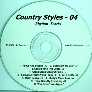 Billy Phelps – Country Styles #4