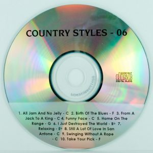 Billy Phelps – Country Styles #6