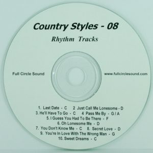 Billy Phelps – Country Styles #8