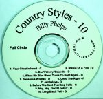 Billy Phelps – Country Styles #10