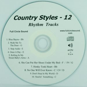 Billy Phelps – Country Styles #12