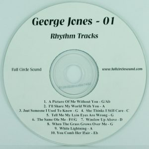 Billy Phelps – George Jones Style #1
