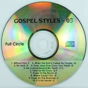 Billy Phelps – Gospel Styles #3