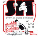 S.I.T. BE C6th Nickel – 10 String Set