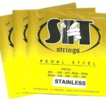 S.I.T. EMC6th Stainless Steel 10 String – 3 Set Special