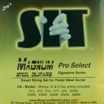 S.I.T. Magnum C6th Nickel- 10 String Set