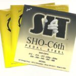 S.I.T. SHO-C6th Nickel 10 String – 3 Set Special