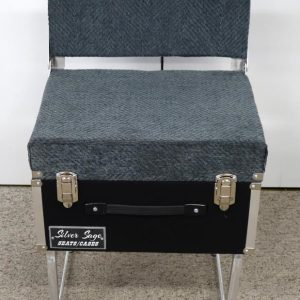 Silver Sage Pac-Seat with Backrest