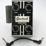 Used GOODRICH Steel Driver III Buffer Amp & Distortion Unit