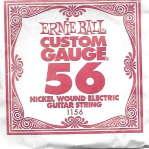 Ernie Ball Nickel Wound 56w Single String