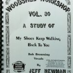 Jeff Newman – Woodshed Workshop # 30 – My Shoes Keep Walking Back To You